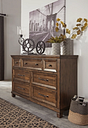 Royard Dresser, Warm Brown