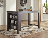 Caitbrook Counter Height Dining Table, Gray