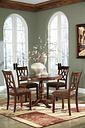 Leahlyn Dining Room Table, Medium Brown