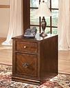 Hamlyn File Cabinet, Medium Brown