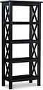 Black Bookcase, Black