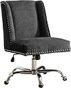 Draper Office Chair, Gray