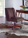 Willis Office Chair, Brown