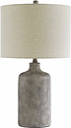 Linus Table Lamp, Antique Black