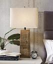 Deonte Table Lamp, Brown