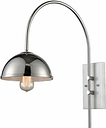 Wall Sconce, Polished Nickel