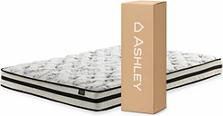 8 Inch Chime Innerspring Twin Mattress in a Box