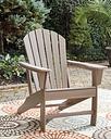 Sundown Treasure Adirondack Chair, Grayish Brown
