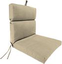 """Home Accents Outdoor 22"""" x 44"""" Sunbrella Chair Cushion, Sand"""