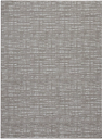Norris 5' x 7' Rug, Taupe/White