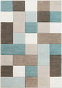 Rectangular Area Rug, Multi