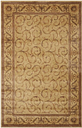 """Accessory Somerset Ivory 3'6"""" x 5'6"""" Area Rug, Beige"""