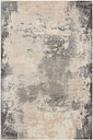 """Accessory Maxell Iv/Grey 3'10"""" x 5'10"""" Area Rug, Charcoal/Ivory"""