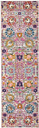 """Accessory Passion Silver 1'10"""" x 6'Runner, Blush Pink"""