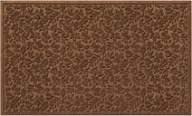 "Home Accents Aqua Shield 32"" x 57"" Fall Day Estate Mat, Brown"