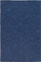 Home Accents Ashlee 2' x 3' Area Rug, Navy