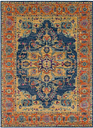 "Home Accents Harput 3' 11"" x 5' 7"" Area Rug, Orange"