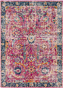 "Home Accents Harput 5' 3"" x 7' 3"" Area Rug, Red"