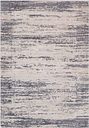 "Home Accents Tibetan 6' 7"" x 9' 6"" Area Rug, Gray"