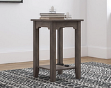 Arlenbry Chairside End Table, Gray
