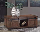 Budmore Coffee Table, Brown