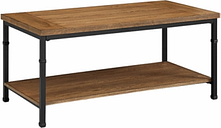 Austin Coffee Table, Brown