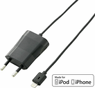 VOLTCRAFT PLC-1000S PLC-1000S iPad/iPhone/iPod charger Mains socket Max. output current 1000 mA 1 x Apple Dock lightning