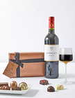 M&S Red Wine & Belgian Chocolates Gift Selection
