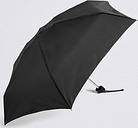 M&S Collection Sheen Compact Umbrella with FLEXIRIB