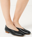 M&S Collection Leather Pumps