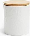 Woodland Embossed Storage Jar