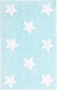 Pure Cotton Stars Bath Mat