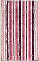 Super Soft Striped Quick Dry Bath Mat