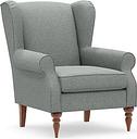 Highland Plain Small Armchair