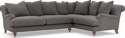 Isabelle Small Corner Sofa (Right-Hand)