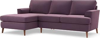 Copenhagen Corner Chaise Sofa (Left-Hand)