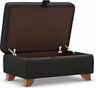 Abbey Storage Footstool