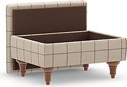 Highland Plain Storage Footstool