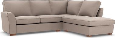 Lincoln Corner Chaise Sofa (Right-Hand)
