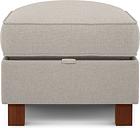 Small Storage Footstool