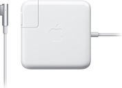 Apple MC461B/B 60 W MagSafe Power Adapter - White - White