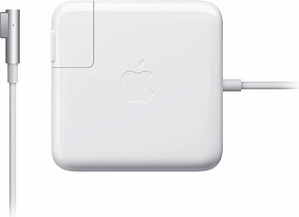 Apple MC461B/B 60 W MagSafe Power Adapter - White - White