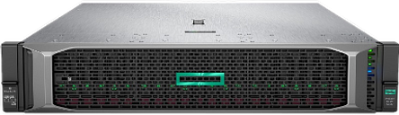HPE ProLiant DL385 G10 2U Rack Server - AMD EPYC 7451 Tetracosa-core (24 Core) 2.30 GHz - 64 GB Installed DDR4 SDRAM - 12Gb/s S