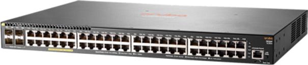 HPE Aruba 2930F 48G PoE+ 4SFP+ Switch