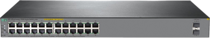 HPE OfficeConnect 1920S 24G 2SFP PoE+ 370W Switch|JL385A#ABA