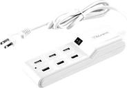Aluratek Mini Surge 6-port USB Charging Station