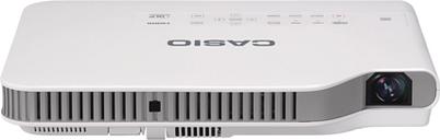 Casio Slim XJ-A252 DLP Projector - 720p - HDTV - 16:10
