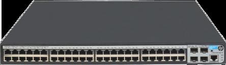 HP 1920-48G-PoE+ (370W) Switch