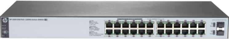 HPE 1820-24G-PPoE+ (185W) Switch J9983A#ABA