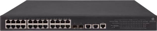 HPE 1950-24G-2SFP+-2XGT-PoE+(370W) Switch|JG962A#ABA